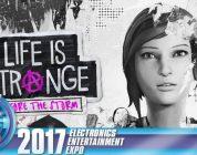 Life is Strange: Before the Storm utannonserat på E3