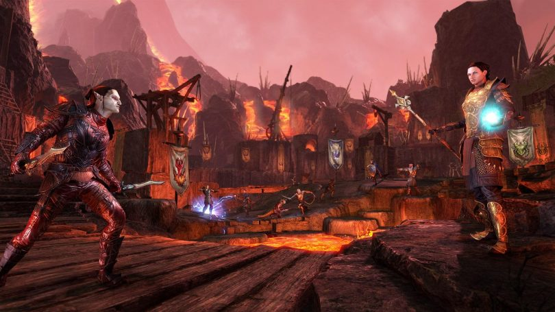 En Guide till The Elder Scrolls Online: Morrowind