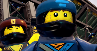Ny trailer för Lego Ninjago Movie The Video Game visar dojon