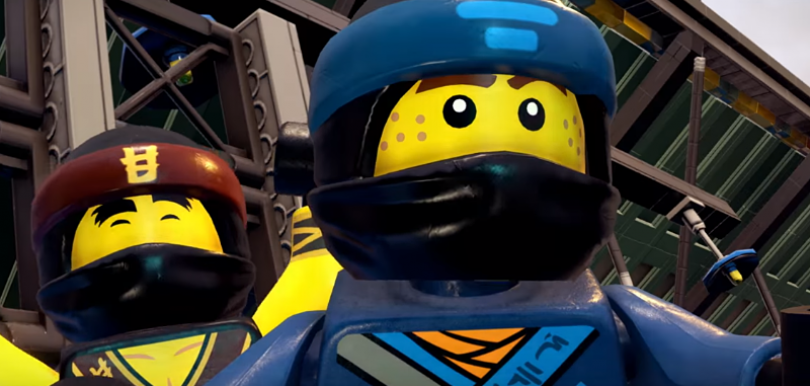 """""""Lego Ninjago""""-filmen får ett spel"""