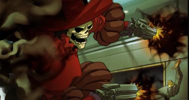 Ny interaktiv serie: Masquerade – Releasedatum för Doomfist