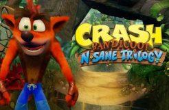 Crash Bandicoot N.Sane Trilogy Recension