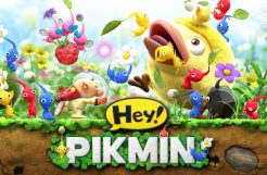 Hey! Pikmin Recension