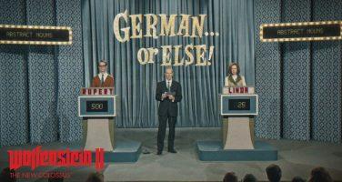 Lär dig tyska snabbt i Wolfenstein 2