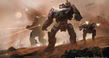 Paradox släpper Battletech nästa år