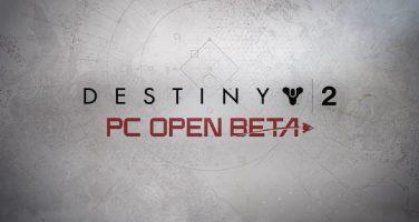 Destiny 2 PC beta rockar igång din hype