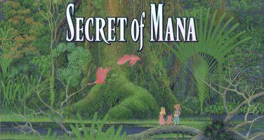 Secret of Mana blir remastrat