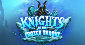 Knights of the Frozen Throne ger oss 135 nya kort i Hearthstone