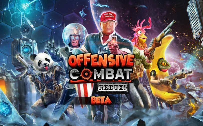 Vi har testat Offensive Combat Redux! Beta