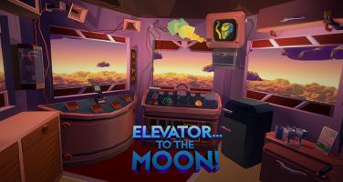 Elevator…to the Moon! erbjuder en ny upplevelse i VR