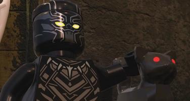Besök Chronopolis i Lego Marvel Super Heroes 2