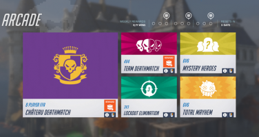 Skjut dina vänner i det nya spelläget Deathmatch i Overwatch