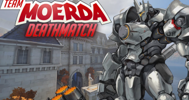 Okej, stanna – hammardags! Deathmatch i Overwatch