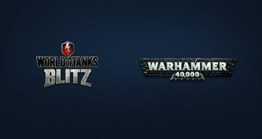 World of Tanks och Warhammer 40,000 i ohelig allians