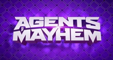 Agents of Mayhem releasetrailer sprider… mayhem