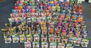 Jättemånga amiibos i Nintendos Comic Con-tävling