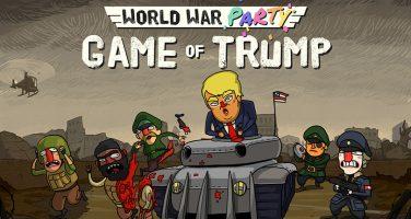 Ha ihjäl alla i Game of Trump!