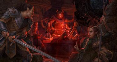 Driv tillbaka hedningarna i Horns of the Reach DLC till The Elder Scrolls Online