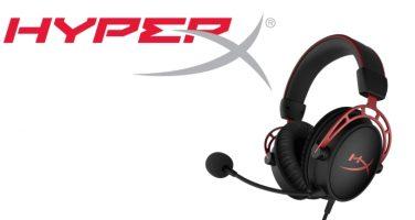 HyperX lanserar världens första Dual Chamber headset