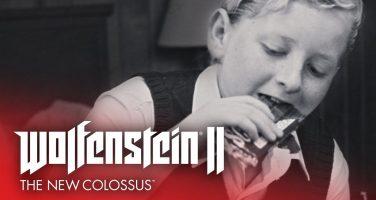 Dana karaktären för fosterlandets skull i Wolfenstein 2: The New Colossus