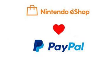 Nu kan du betala med PayPal hos Nintendo
