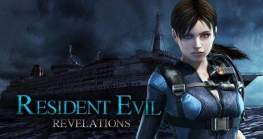 Nu finns Resident Evil Revelations ute till konsoler!