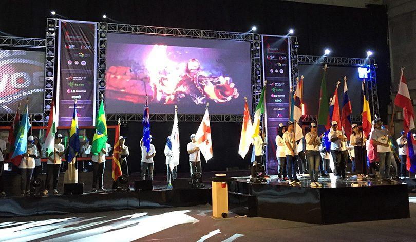 ESEN eSports får rättigheterna att sända världsmästerskapen i e-sport