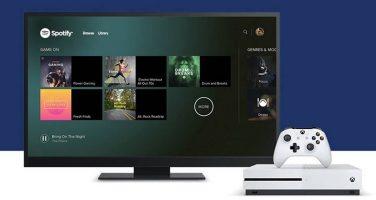 Nu finns Spotify äntligen på Xbox One