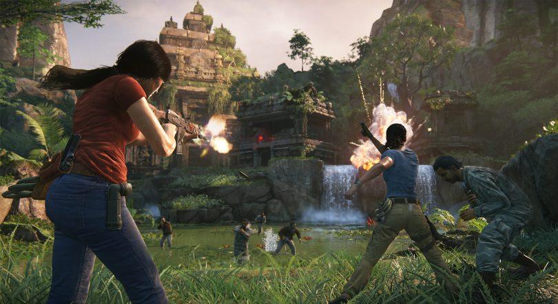 Sista trailer-rycket inför släppet av Uncharted: The Lost Legacy