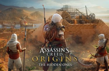 Det väntar efter releasen av Assassin's Creed Origins