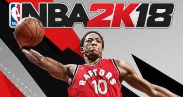 Nu kan du testa NBA 2K18 helt gratis