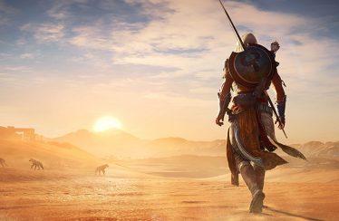 Senaste Assassin's Creed Origins-trailern visar en civilisation i kollaps