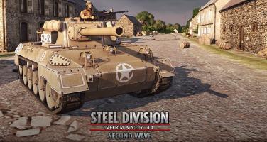 Steel Division: Normandy 44 får DLC