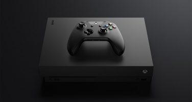 Nu kan du förhandsbeställa Xbox One X