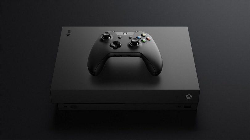 Xbox One X har anlänt!