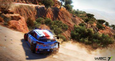 Ny trailer visar mångfalden av miljöer i WRC 7