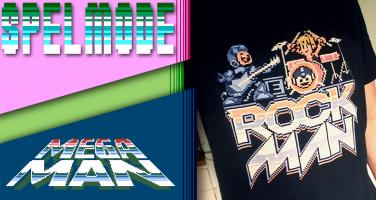 Spelmode – del 10: Spelmusik (Mega Man)