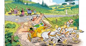 Asterix & Friends får expansion
