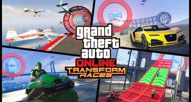 Transform Races kommer snart till GTA V Online