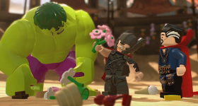 LEGO Marvel Super Heroes 2: Cosmo Trailer
