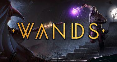 Det här är VR-spelet Wands