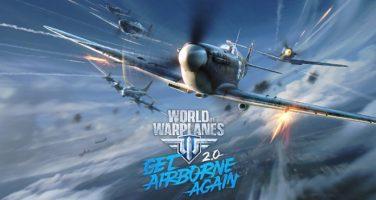 World of Warplanes får sin största uppdatering hittills