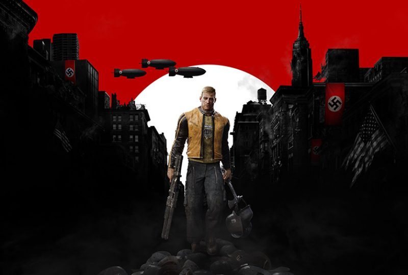 Wolfenstein II: The New Colossus Recension