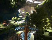 Aberration tar ARK till underjordiska världar