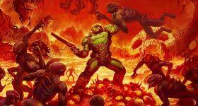 Helvetet kommer till Nintendo Switch i November med Doom