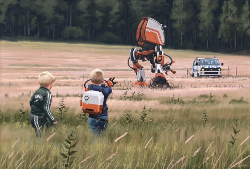 Fria Ligan kommer till SciFi-world i helgen!