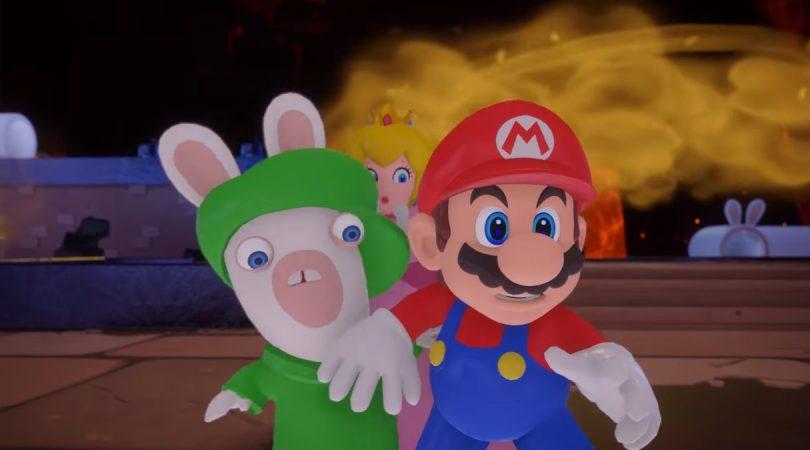 Supersvåra uppdrag i DLC för Mario + Rabbids Kingdom Battle