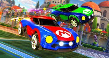Snart kommer Rocket Leauge till Nintendo Switch