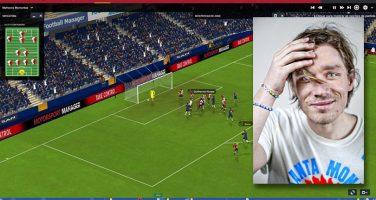 VM i Football Manager: Han är Sveriges nya förbundskapten