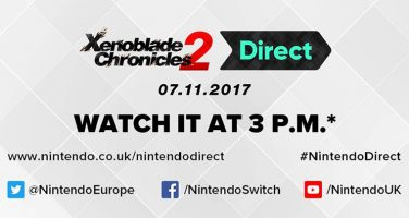 Nintendo Direct fokuserar på Xenoblade Chronicles 2 kl 15.00